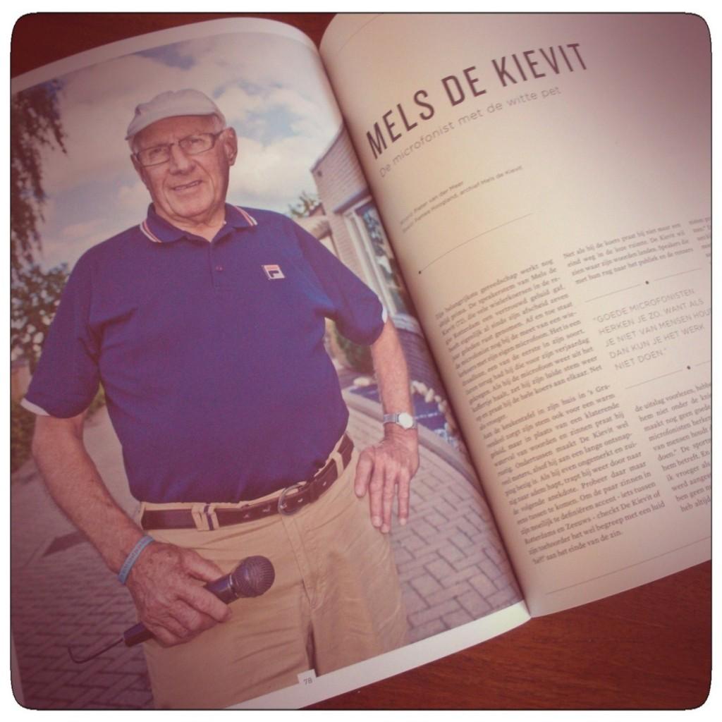 Hij is binnen! De nieuwe @soigneur_zegt nr 05 met daarin o.a mijn verhaal over Mels de Kievit.
